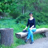 Лариса Матвеева 2014 год Карпаты 1