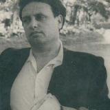 М. Лисянский 1949 год.Из архива семьи М. Лисянского