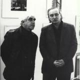 Эмиль Январёв и Валерий Бойченко