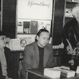 Встреча с читателями И. Григурко, В. Бойченко, Э. Январёв
