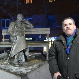 Новинский бульвар - Поварская улица, 19 декабря 2014 г.