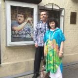 С певицей Ириной Шведовой