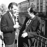 В.Юр'єв та Солодченко (З фондiв галереї  Єлисаветград)